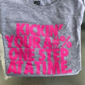 Free w/ Bundle purchase Nike womens fit T